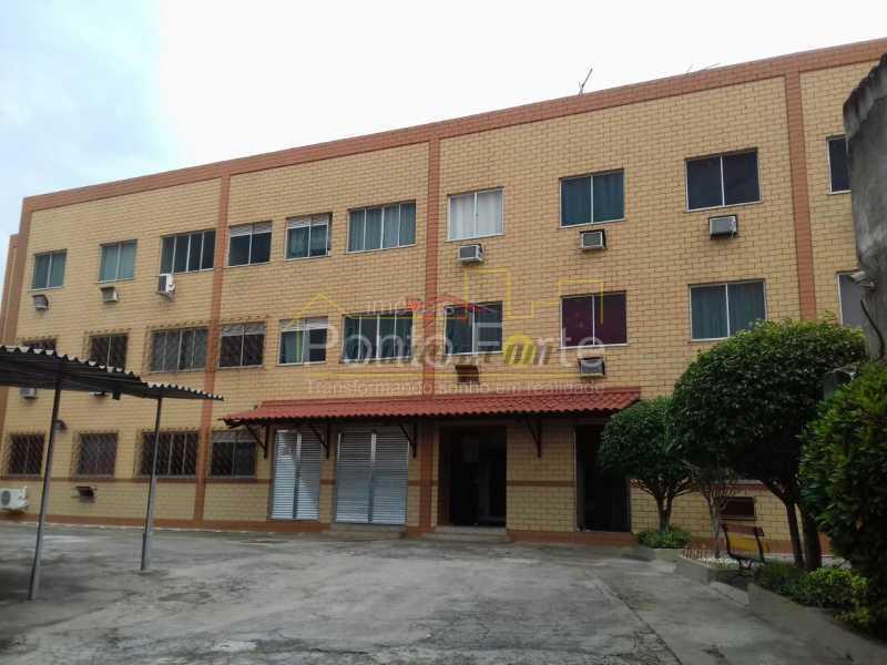 25 - Apartamento 2 quartos à venda Tanque, Rio de Janeiro - R$ 190.000 - PEAP21467 - 1