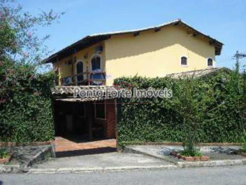 1 - Casa 4 quartos à venda Tanque, Rio de Janeiro - R$ 625.000 - PECA40117 - 1