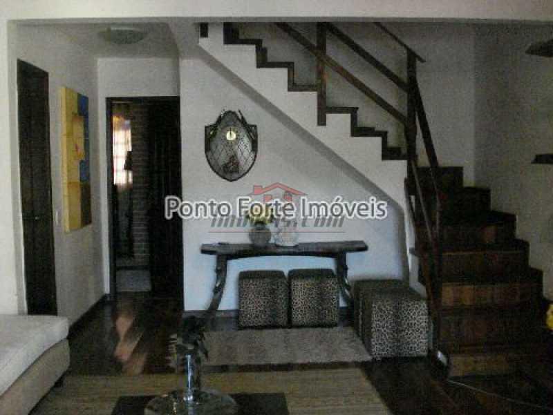 2 - Casa 4 quartos à venda Tanque, Rio de Janeiro - R$ 625.000 - PECA40117 - 4