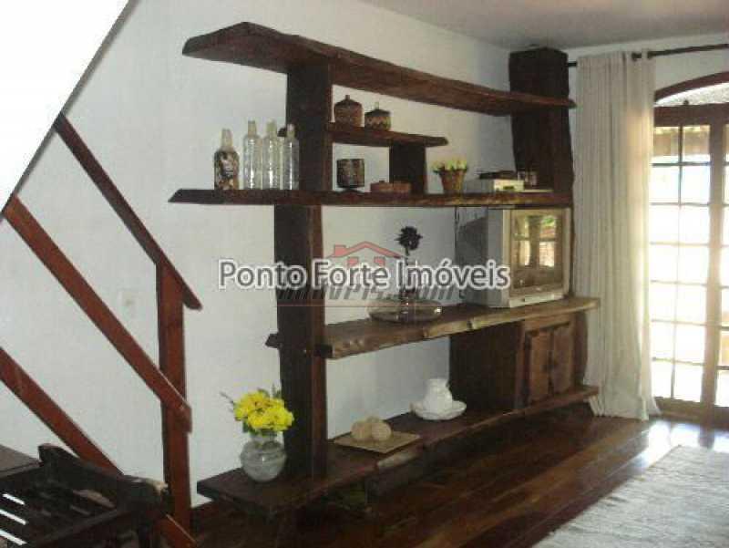 4 - Casa 4 quartos à venda Tanque, Rio de Janeiro - R$ 625.000 - PECA40117 - 6