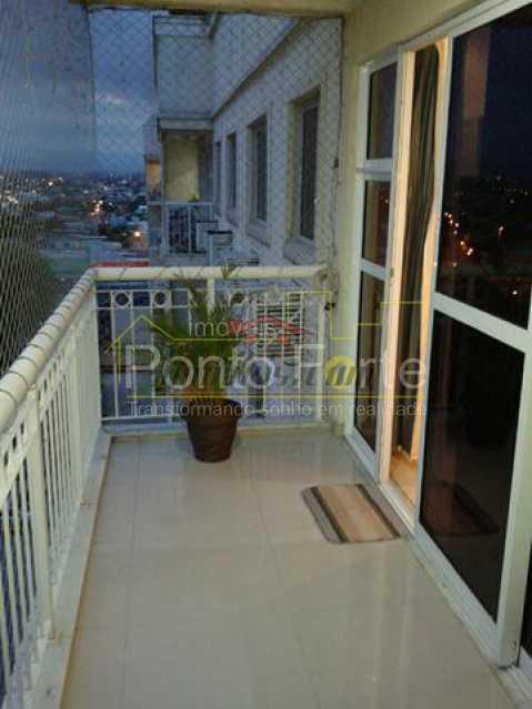 1 - Cobertura 3 quartos à venda Vila Valqueire, Rio de Janeiro - R$ 730.000 - PECO30096 - 1