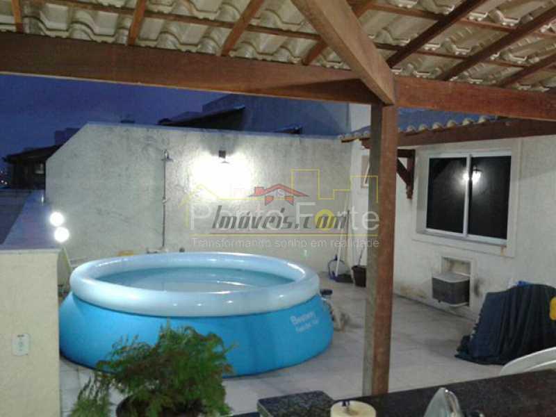 20 - Cobertura 3 quartos à venda Vila Valqueire, Rio de Janeiro - R$ 730.000 - PECO30096 - 20