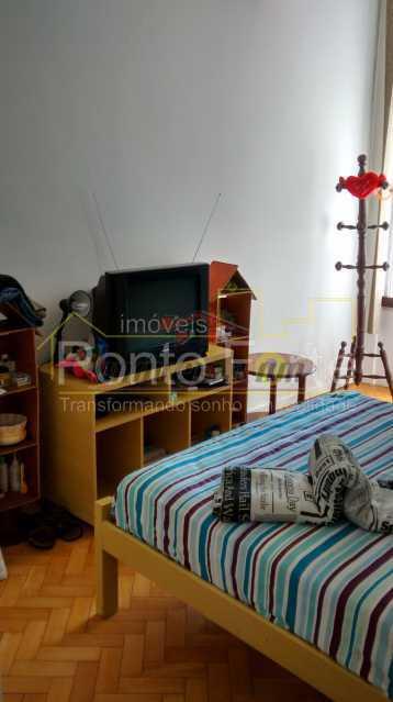 3 - Apartamento Tijuca, Rio de Janeiro, RJ À Venda, 3 Quartos, 102m² - PEAP30566 - 6