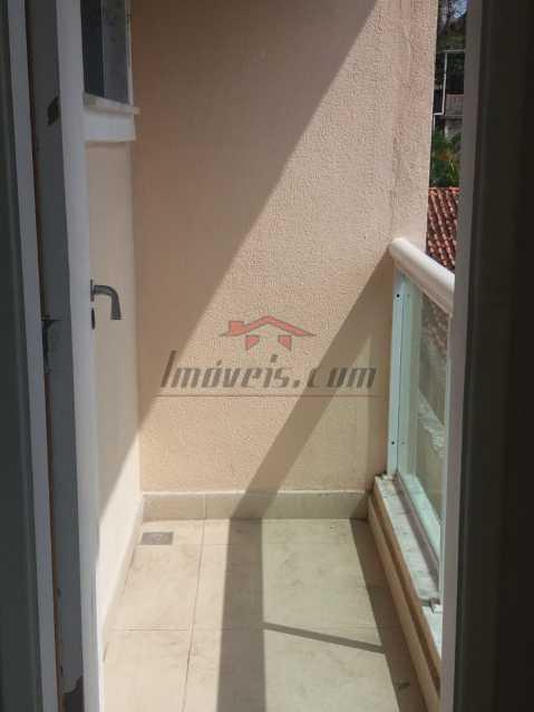 2. - Casa em Condomínio 3 quartos à venda Tanque, Rio de Janeiro - R$ 320.000 - PECN30183 - 3