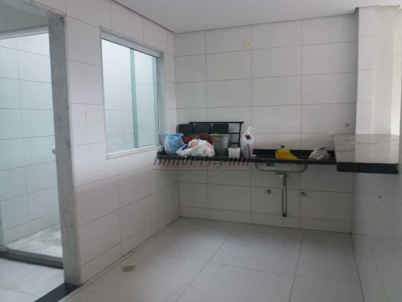 17. - Casa em Condomínio 3 quartos à venda Tanque, Rio de Janeiro - R$ 320.000 - PECN30183 - 17