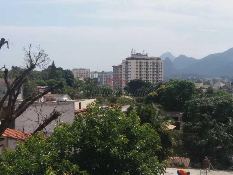 28. - Casa em Condomínio 3 quartos à venda Tanque, Rio de Janeiro - R$ 320.000 - PECN30183 - 28