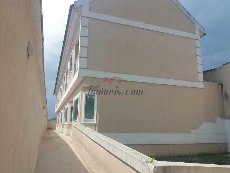 1. - Casa em Condomínio 3 quartos à venda Tanque, Rio de Janeiro - R$ 320.000 - PECN30185 - 1