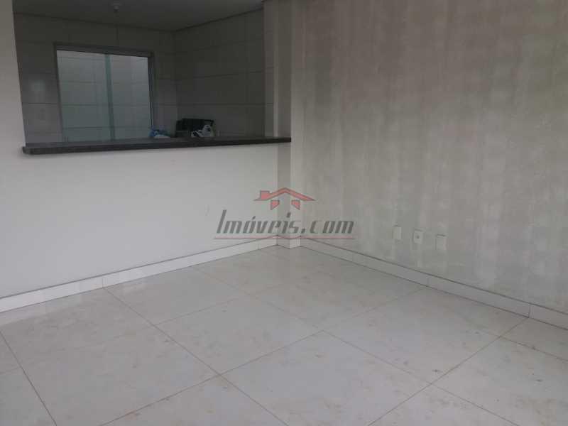 8. - Casa em Condomínio 3 quartos à venda Tanque, Rio de Janeiro - R$ 320.000 - PECN30185 - 9