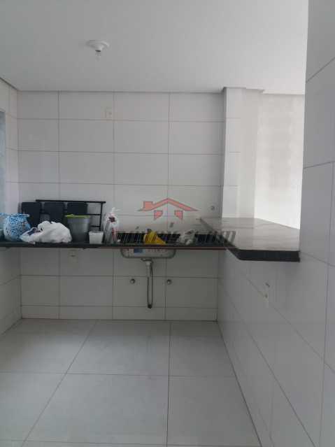 16. - Casa em Condomínio 3 quartos à venda Tanque, Rio de Janeiro - R$ 320.000 - PECN30185 - 16