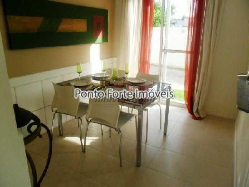 1 - Casa em Condomínio 3 quartos à venda Vargem Pequena, Rio de Janeiro - R$ 420.000 - PECN30188 - 4