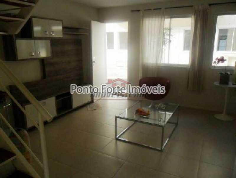 2 - Casa em Condomínio 3 quartos à venda Vargem Pequena, Rio de Janeiro - R$ 420.000 - PECN30188 - 1