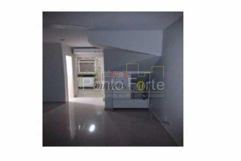 1 - Casa em Condomínio 2 quartos à venda Taquara, Rio de Janeiro - R$ 239.000 - PECN20152 - 3