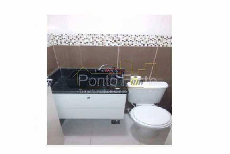 7 - Casa em Condomínio 2 quartos à venda Taquara, Rio de Janeiro - R$ 239.000 - PECN20152 - 9