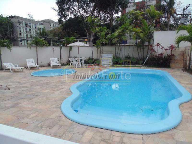 12 - Casa em Condomínio 2 quartos à venda Taquara, Rio de Janeiro - R$ 239.000 - PECN20152 - 15