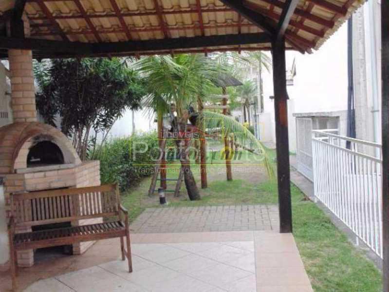 15 - Casa em Condomínio 2 quartos à venda Taquara, Rio de Janeiro - R$ 239.000 - PECN20152 - 17