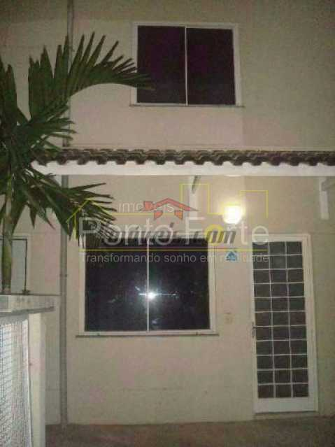 16 - Casa em Condomínio 2 quartos à venda Taquara, Rio de Janeiro - R$ 239.000 - PECN20152 - 1