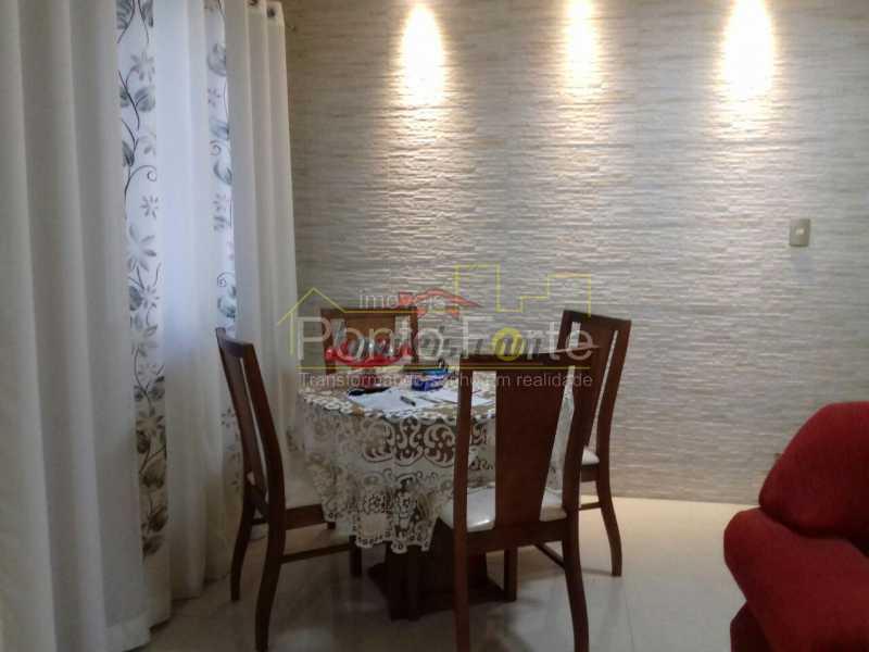 3 - Casa 3 quartos à venda Taquara, Rio de Janeiro - R$ 850.000 - PECA30300 - 4