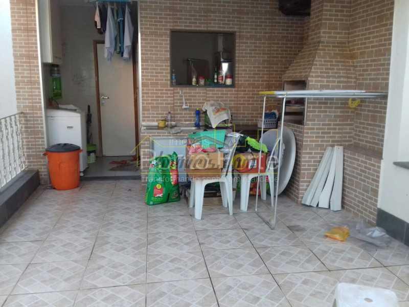 17 - Casa 3 quartos à venda Taquara, Rio de Janeiro - R$ 850.000 - PECA30300 - 18