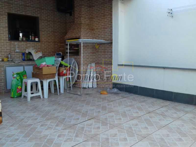 22 - Casa 3 quartos à venda Taquara, Rio de Janeiro - R$ 850.000 - PECA30300 - 23