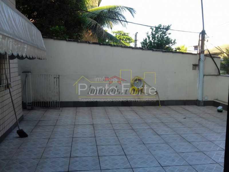 27 - Casa 3 quartos à venda Taquara, Rio de Janeiro - R$ 850.000 - PECA30300 - 28