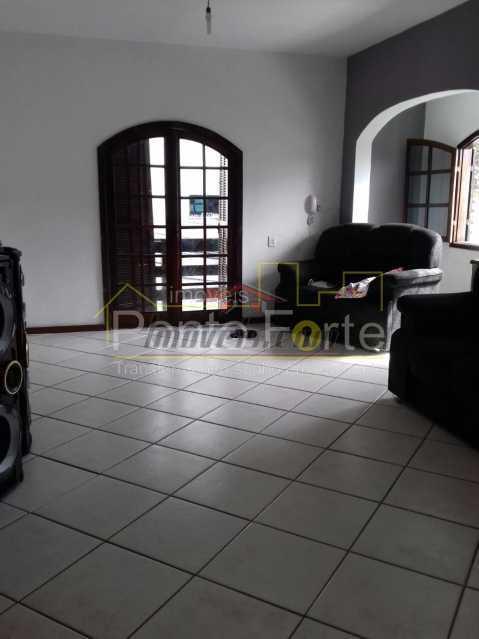 1 - Casa de Vila 6 quartos à venda Tanque, Rio de Janeiro - R$ 460.000 - PECV60002 - 1