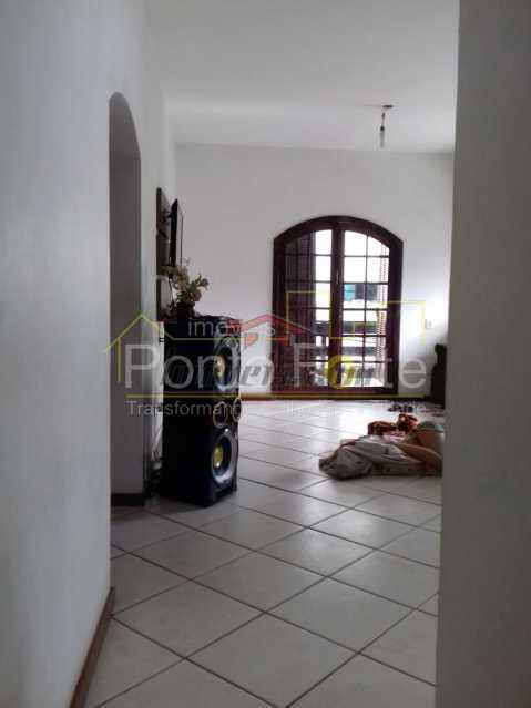 2 - Casa de Vila 6 quartos à venda Tanque, Rio de Janeiro - R$ 460.000 - PECV60002 - 3