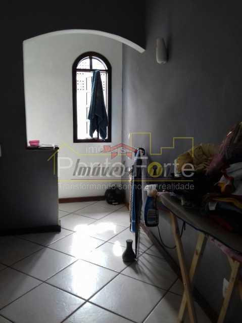 3 - Casa de Vila 6 quartos à venda Tanque, Rio de Janeiro - R$ 460.000 - PECV60002 - 4