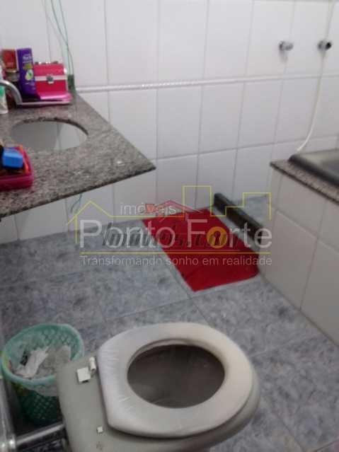 13 - Casa de Vila 6 quartos à venda Tanque, Rio de Janeiro - R$ 460.000 - PECV60002 - 14
