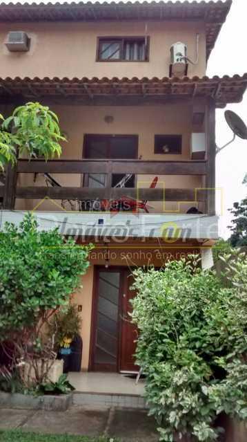 1 - Casa em Condomínio 4 quartos à venda Jardim Sulacap, Rio de Janeiro - R$ 379.000 - PECN40064 - 1