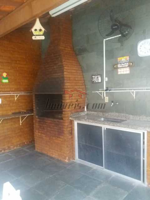 22 - Casa em Condomínio 2 quartos à venda Pechincha, Rio de Janeiro - R$ 299.000 - PECN20153 - 23