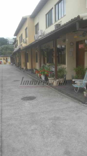 1 - Casa em Condomínio 2 quartos à venda Pechincha, Rio de Janeiro - R$ 299.000 - PECN20153 - 1