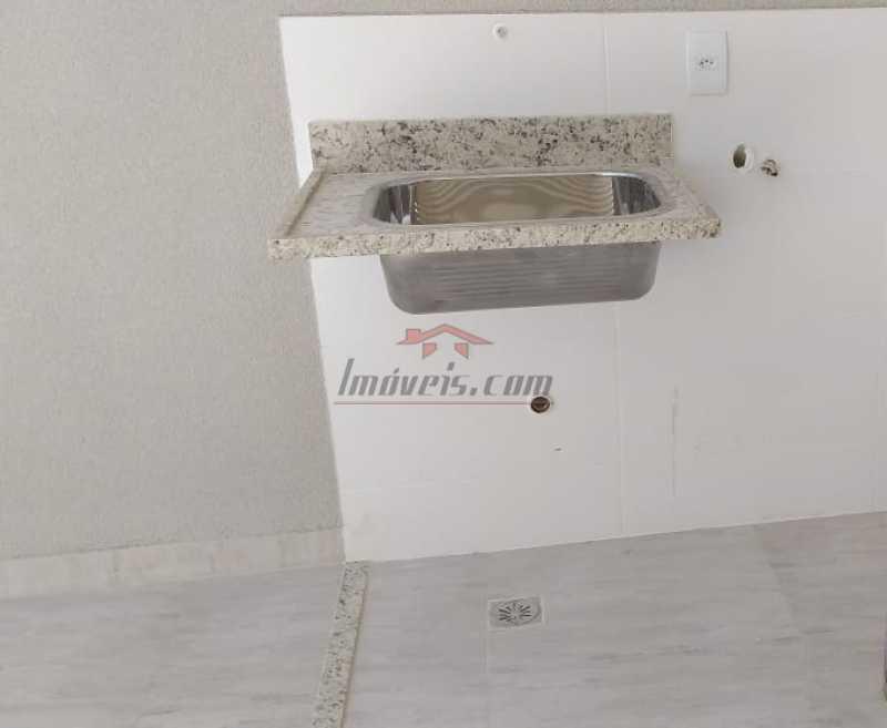 14. - Casa em Condomínio 3 quartos à venda Tanque, Rio de Janeiro - R$ 395.000 - PECN30200 - 15