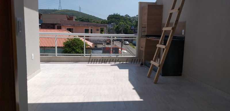 16. - Casa em Condomínio 3 quartos à venda Tanque, Rio de Janeiro - R$ 395.000 - PECN30202 - 17