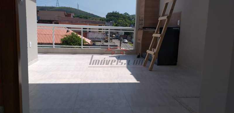 17. - Casa em Condomínio 3 quartos à venda Tanque, Rio de Janeiro - R$ 395.000 - PECN30202 - 18