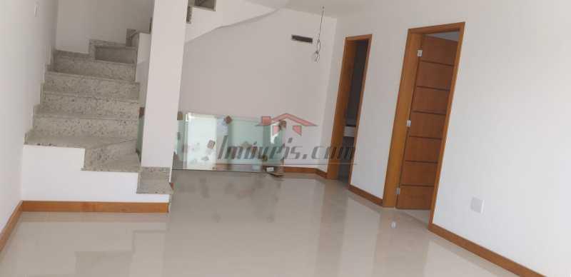 2. - Casa em Condomínio 3 quartos à venda Tanque, Rio de Janeiro - R$ 394.000 - PECN30203 - 3