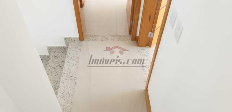 7. - Casa em Condomínio 3 quartos à venda Tanque, Rio de Janeiro - R$ 394.000 - PECN30203 - 8