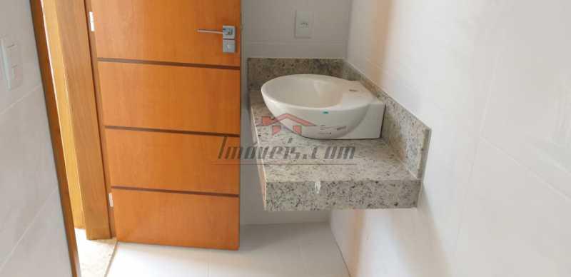 12. - Casa em Condomínio 3 quartos à venda Tanque, Rio de Janeiro - R$ 394.000 - PECN30203 - 13
