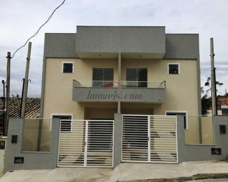 1 - Casa em Condomínio 2 quartos à venda Campo Grande, Rio de Janeiro - R$ 240.000 - PECN20155 - 1