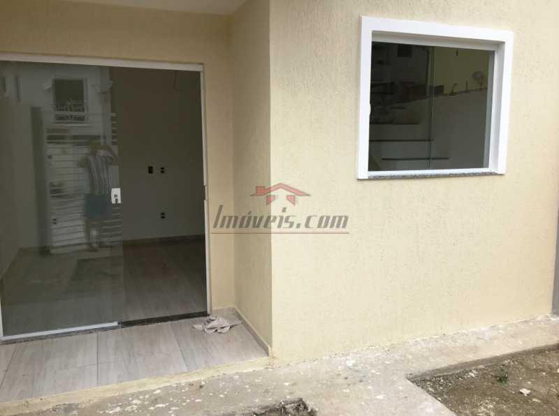 3 - Casa em Condomínio 2 quartos à venda Campo Grande, Rio de Janeiro - R$ 240.000 - PECN20155 - 4