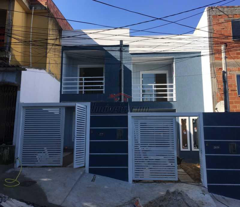1 - Casa 2 quartos à venda Campo Grande, Rio de Janeiro - R$ 294.950 - PECA20181 - 1