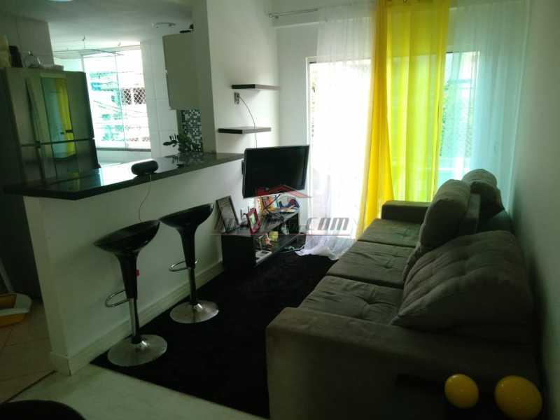 01. - Apartamento Curicica,Rio de Janeiro,RJ À Venda,2 Quartos,67m² - PEAP21511 - 3