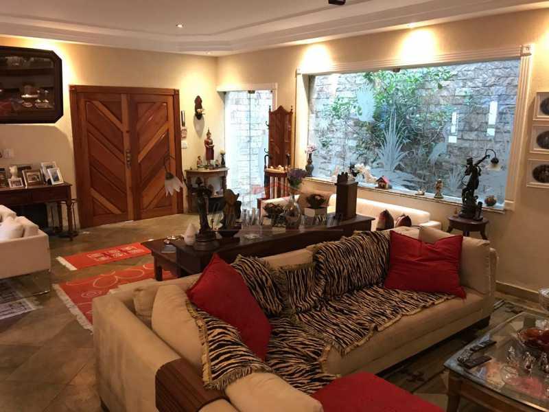 2. - Casa 3 quartos à venda Pechincha, Rio de Janeiro - R$ 1.100.000 - PECA30303 - 4