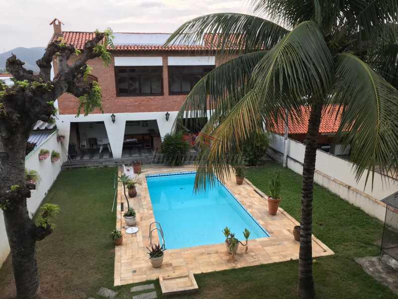 28. - Casa 3 quartos à venda Pechincha, Rio de Janeiro - R$ 1.100.000 - PECA30303 - 1
