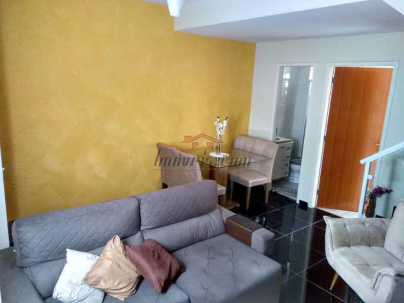 2. - Casa em Condomínio 2 quartos à venda Pechincha, Rio de Janeiro - R$ 350.000 - PECN20160 - 3