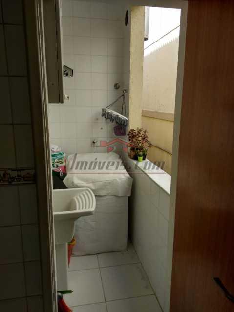 24. - Casa em Condomínio 2 quartos à venda Pechincha, Rio de Janeiro - R$ 350.000 - PECN20160 - 25