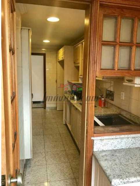 011 - Apartamento 3 quartos à venda Barra da Tijuca, Rio de Janeiro - R$ 510.000 - PEAP30595 - 17