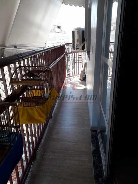 1. - Apartamento Méier, Rio de Janeiro, RJ À Venda, 3 Quartos, 75m² - PEAP30599 - 1