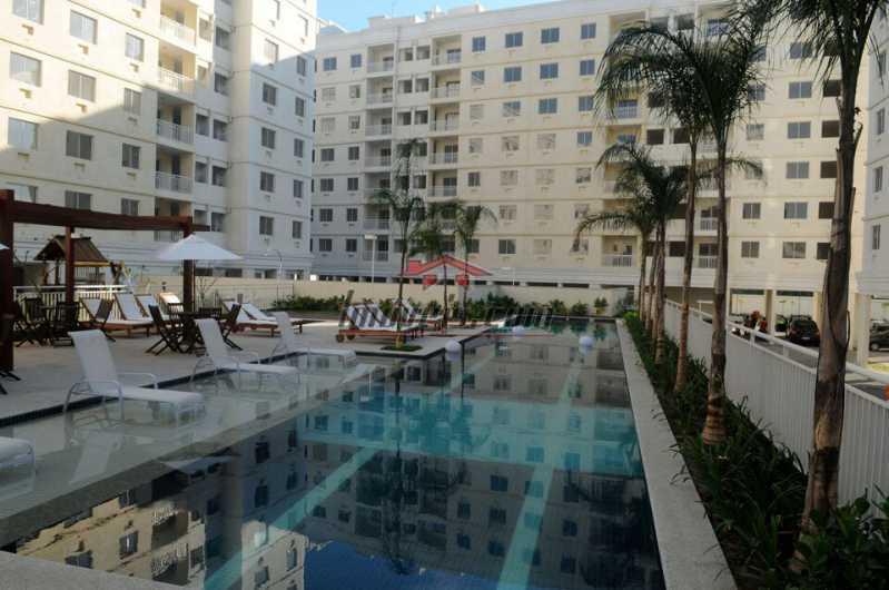 1 - Cobertura 3 quartos à venda Pechincha, Rio de Janeiro - R$ 535.000 - PECO30102 - 1