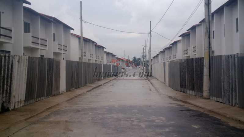 19 - Casa em Condomínio 2 quartos à venda Santa Cruz, Rio de Janeiro - R$ 179.000 - PECN20165 - 20