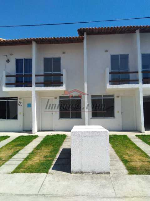 4 - Casa em Condomínio 2 quartos à venda Santa Cruz, Rio de Janeiro - R$ 180.000 - PECN20167 - 5